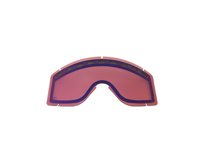 AIRBLASTER - AIRGOGGLE LINS - Red - Stuntwood