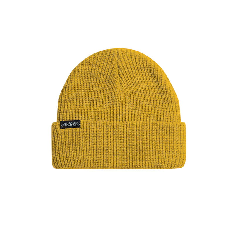 Airblaster - Commodity Beanie - Gold - Stuntwood