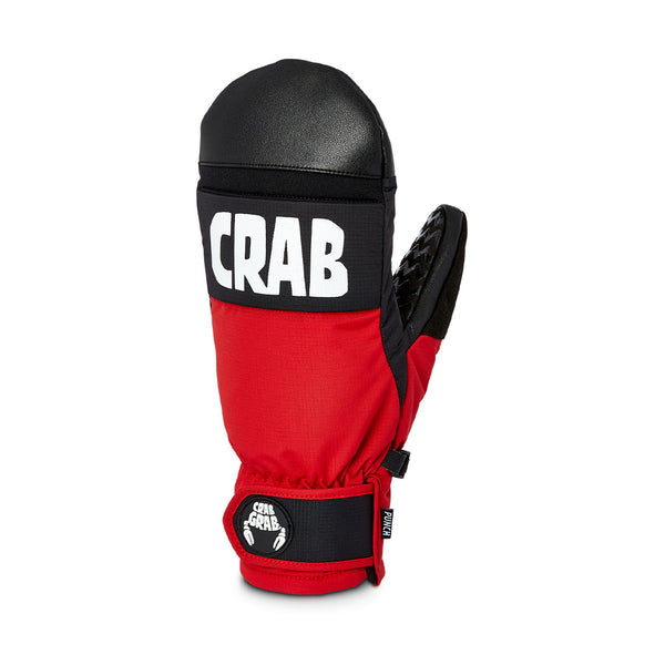 Crab Grab - Punch Mitt - Red - Stuntwood
