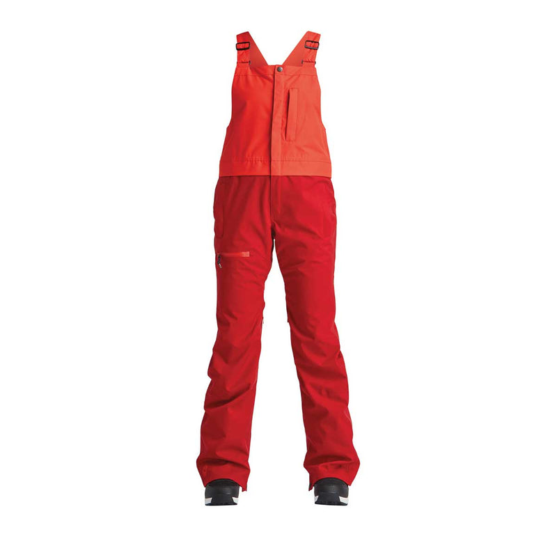 Airblaster - W's Hot Bib Sample - Red