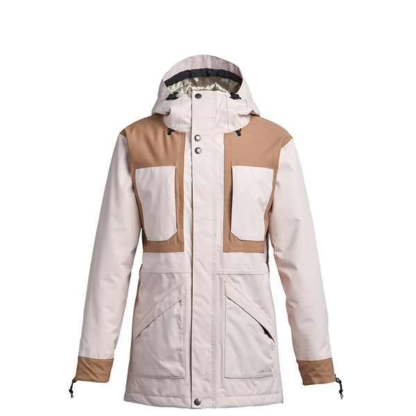 Airblaster - W's Lady Storm Cloak Sample 19/20 - Blush - Stuntwood