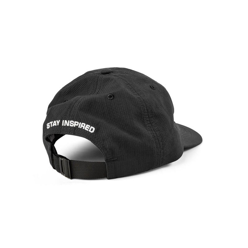 Polar Skate Co. - Lightweight Cap - Black - Stuntwood