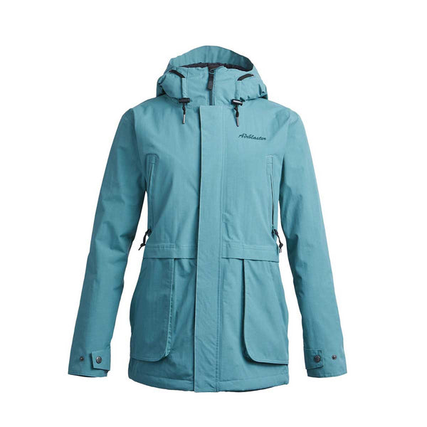 Airblaster - W's Nicolette Jacket Sample - Atlantic - Stuntwood