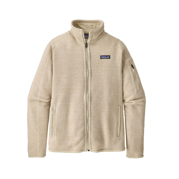 Patagonia - W's Better Sweater Jacket - Oyster White - Stuntwood