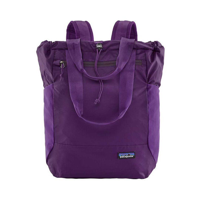 Patagonia - Ultralight Black Hole Tote Pack - Purple - Stuntwood