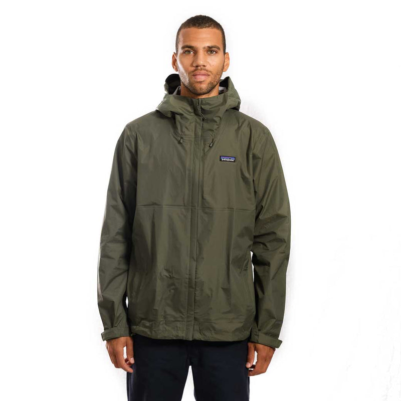 Patagonia - M's Torrentshell 3L Jkt - Inustrial Green - Stuntwood
