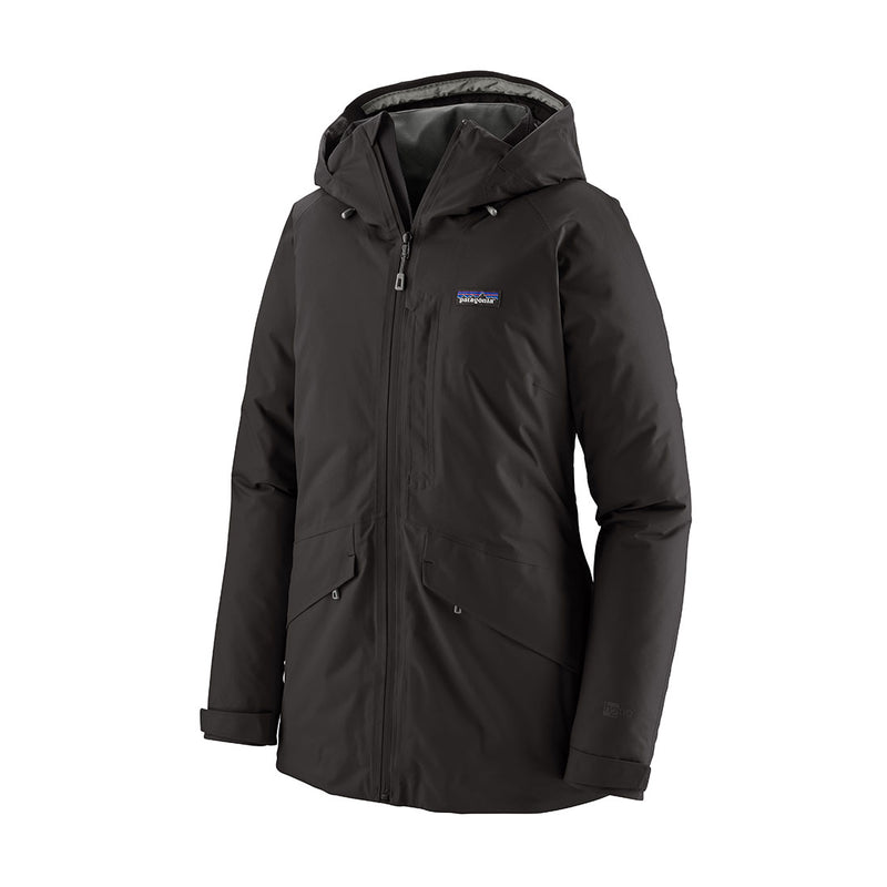 Patagonia - W's Insulated Snowbelle Jacket - Black - Stuntwood