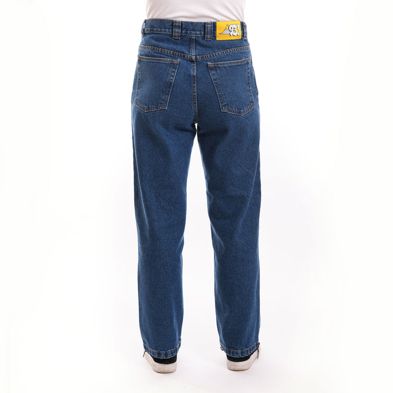 Polar Skate Co. - 93 Denim - Dark Blue - Stuntwood