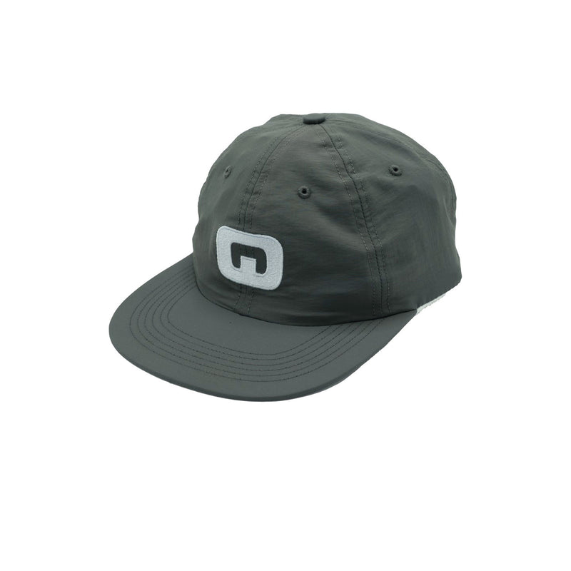 [product_vendor)-Quasi - Letterman 6P Hat - Grey - Stuntwood