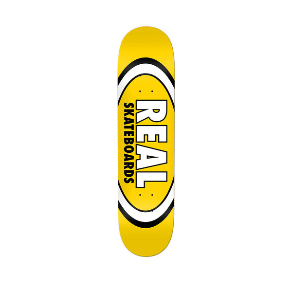 Real Skateboards - Classic Oval - 8.06""