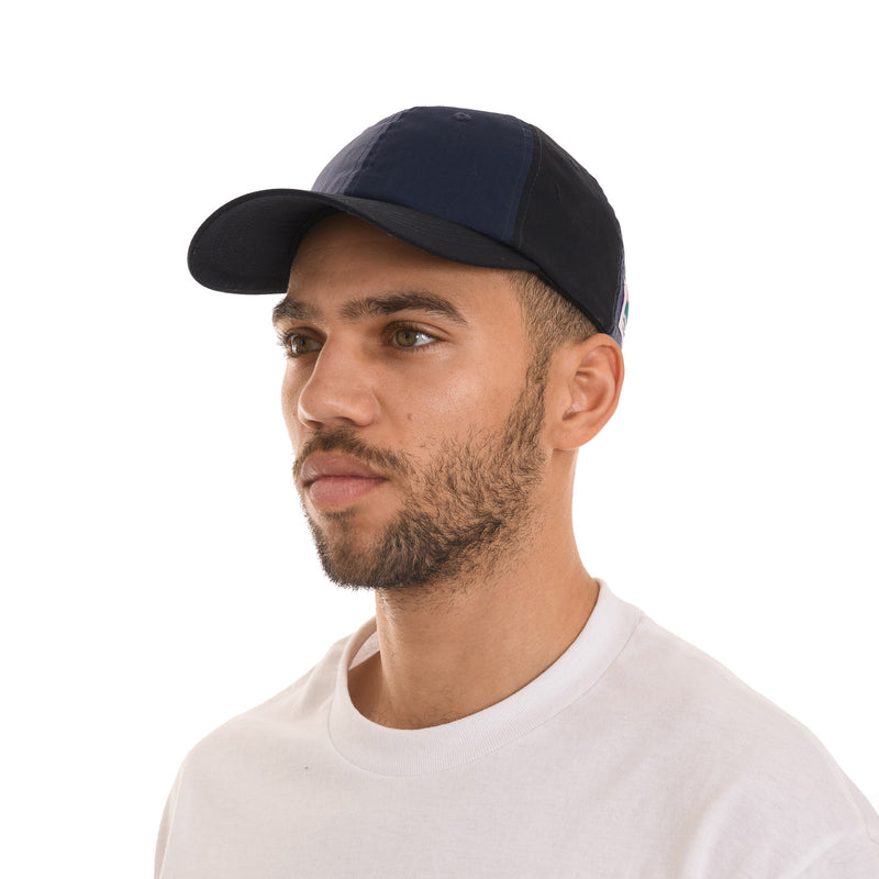 Butter Goods - Patchwork 6 Panel - Navy - Stuntwood
