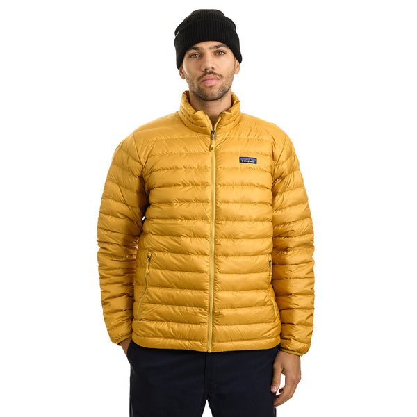 Patagonia - M's Down Sweater - Buckwheat Gold - Stuntwood