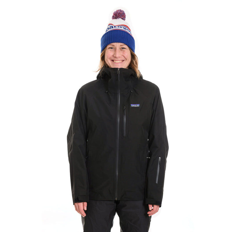 Patagonia - W's Powder Bowl Jacket - Black - Stuntwood