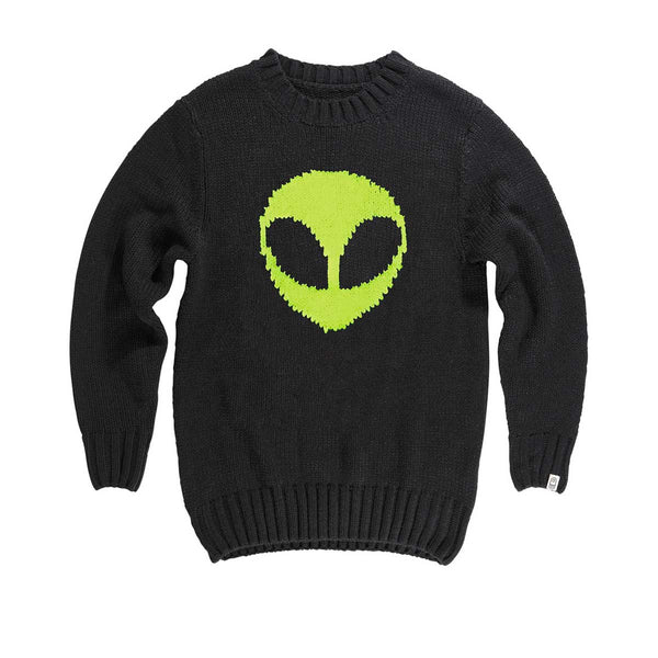 Airblaster - Trinity Sweater Sample - Alien - Stuntwood
