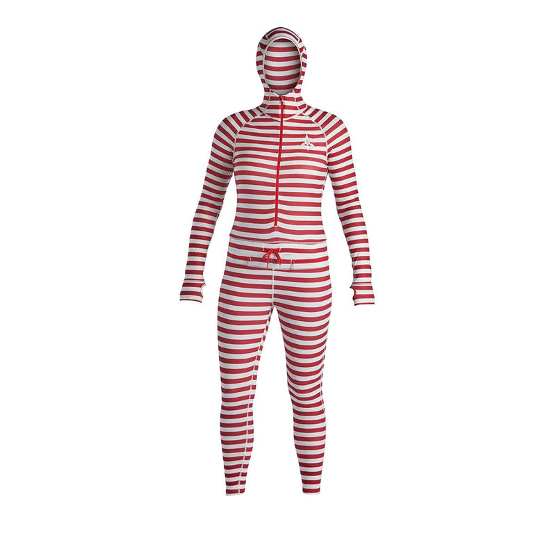 Airblaster - W's Classic Ninja Suit Sample - Red stripes - Stuntwood