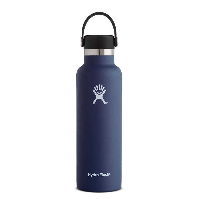 Hydroflask - Std Mouth Flex 21oz (621ml) - Cobalt - Stuntwood