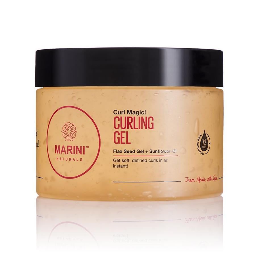 """CURL MAGIC!"" CURLING GEL"