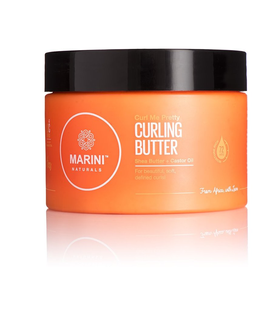 """CURL ME PRETTY"" CURLING BUTTER"