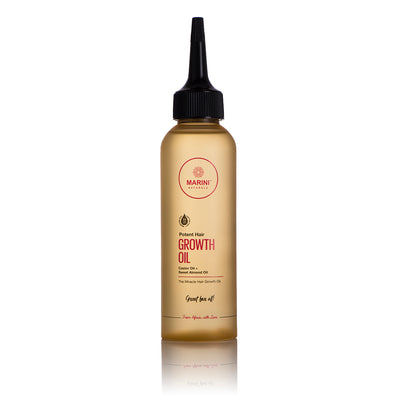 MARINI NATURALS POTENT HAIR GROWTH OIL
