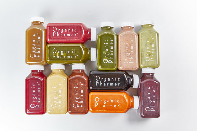 Infused Cold-Pressed Juices - What and Why.