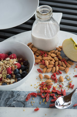 RECIPE: Grounded Muesli