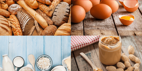 An elimination is the gold standard for identifying food sensitivities in functional medicine. Gluten, dairy, corn, soy, and egg are all potential inflammatory agents in the body.