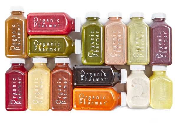 Organic pharmer's botanical beverages are packed with nutrients and herbal healing. Formulated by functional medicine physician dr. susan blum every bottle has a specific function in the body to help prevent or reverse chronic disease. Always organic plant based and free of gluten, dairy, corn, soy, and egg.