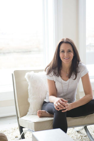 lisa malin founder of this is grounded is a wellness coach