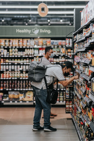 grocery store hacks when living an anti-inflammatory life