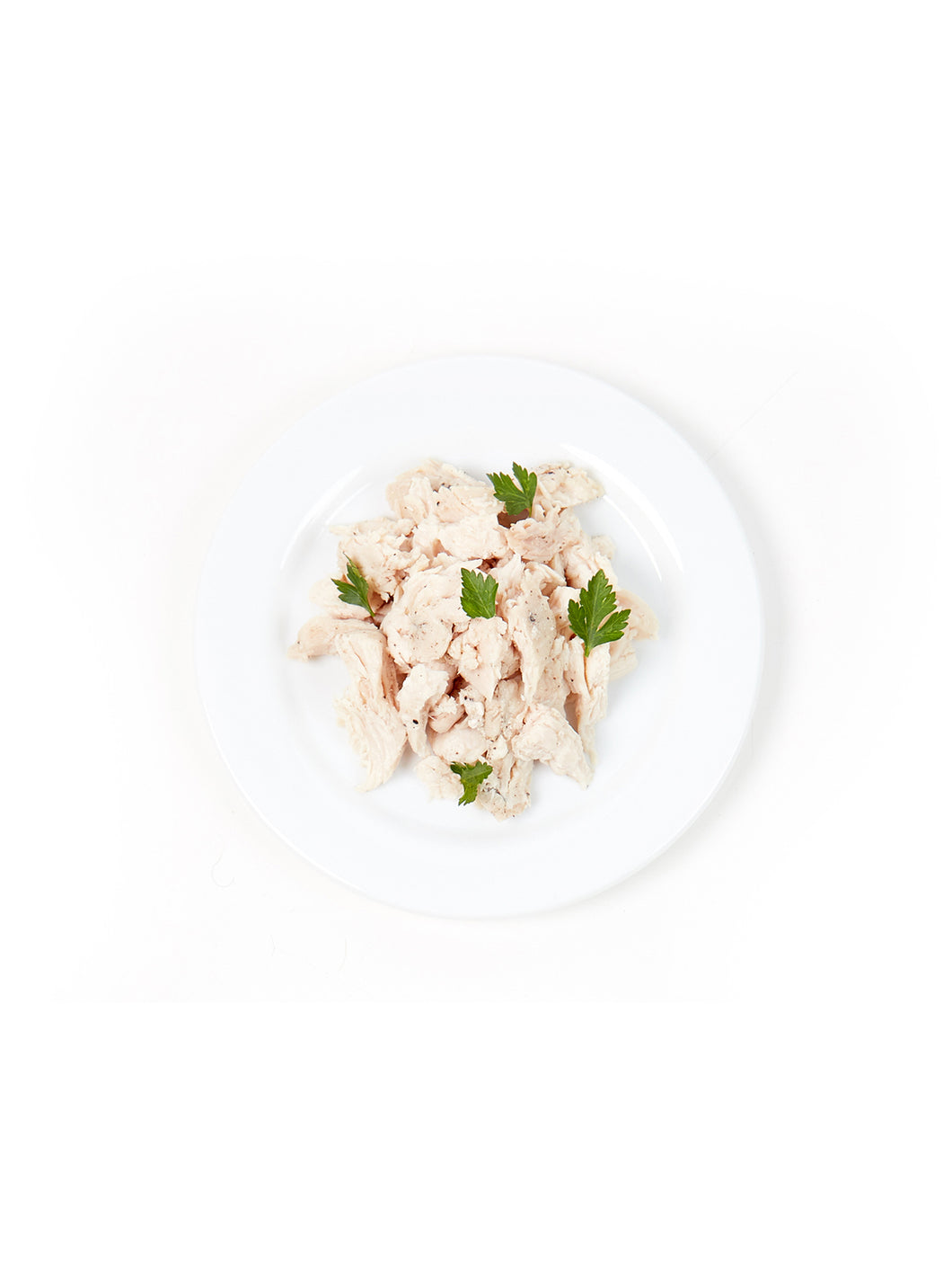Poached Organic Chicken