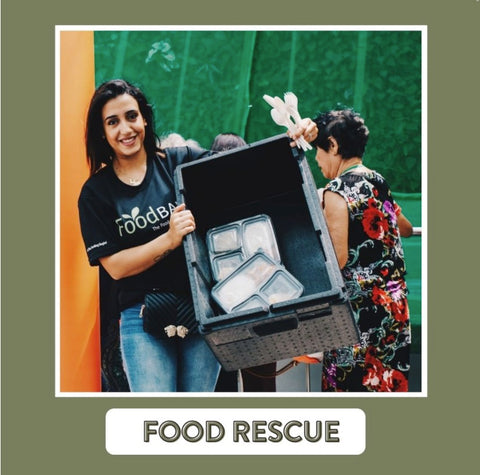 Rescuing Food
