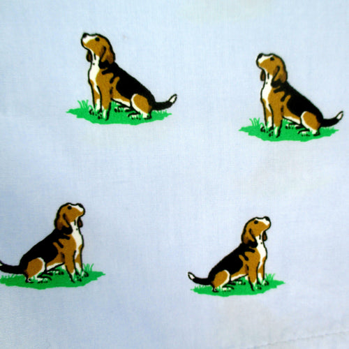 Rock Atoll Beagle Puppy Dog Pet Themed Boxer Shorts