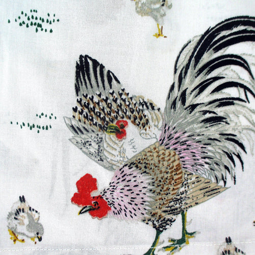 Funny Rooster Cock Print Boxer Shorts for Men Gag Gifts