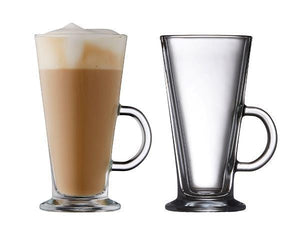 LYNGBY CAFE LATTE GLAS