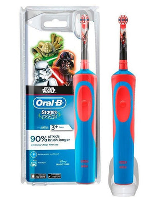ORAL-B BØRNETANDBØRSTE STAGES POWER - AVENGERS