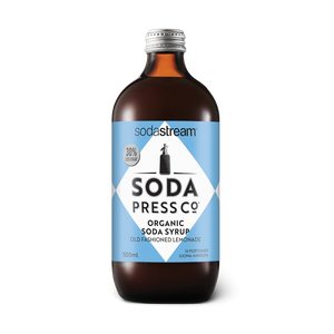 SODA PRESS OLD FASHIONED LEMONADE