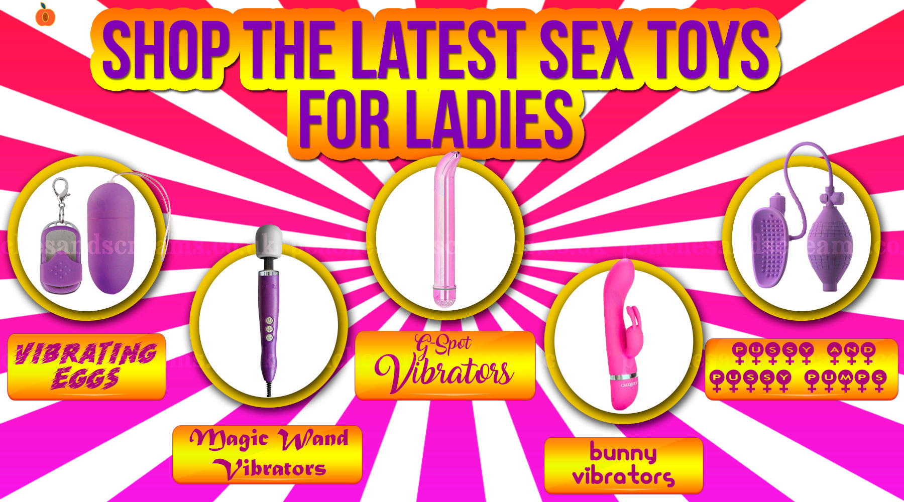 shop the latest sex toys for women