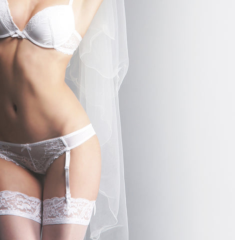 Why Nude Wedding Lingerie is Still the Classic!