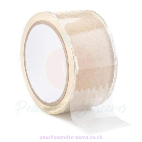 20M CLEAR GLOSS BONDAGE TAPE
