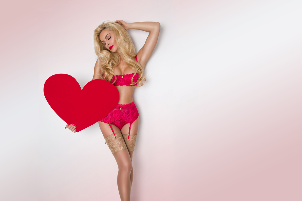 SHOP FOR VALENTINES DAY SEXY LINGERIE BABYDOLLS AND NEGLIGEE ONLINE