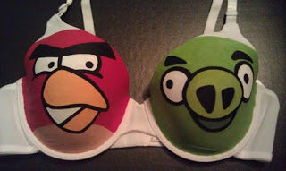 Angry Birds and Pokémon bra