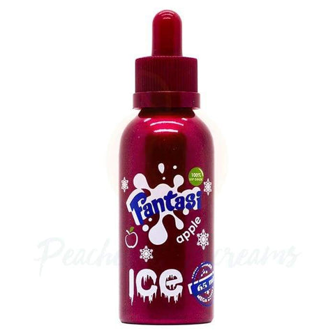 Apple Ice Shortfill E-Liquid 55ml by Fantasi Vape Juice