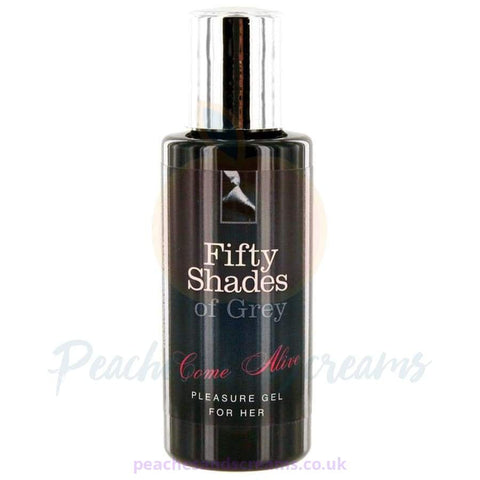 FIFTY SHADES OF GREY COME ALIVE AROUSAL GEL FOR HER 30ML