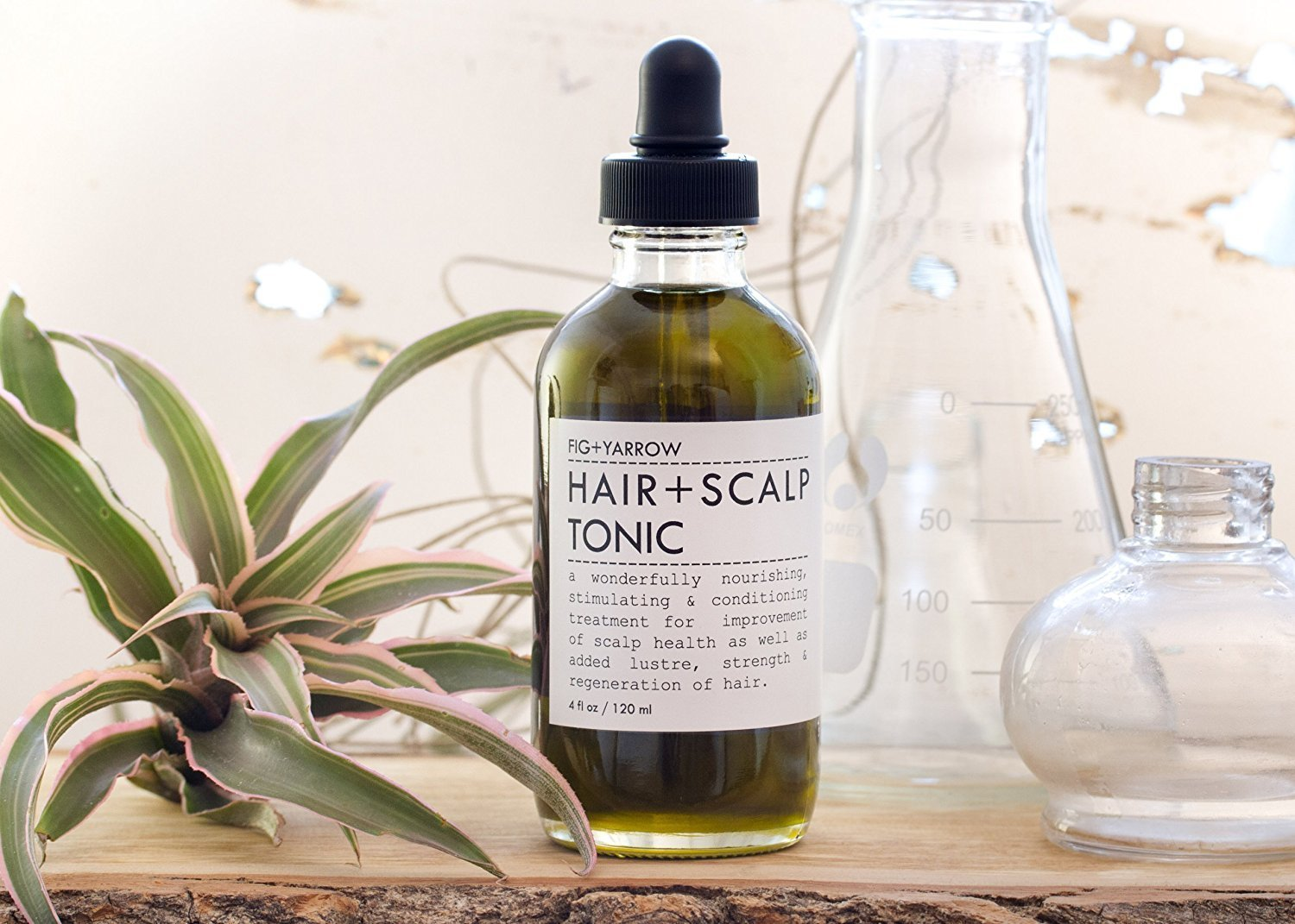 Fig+Yarrow Hair+Scalp Tonic