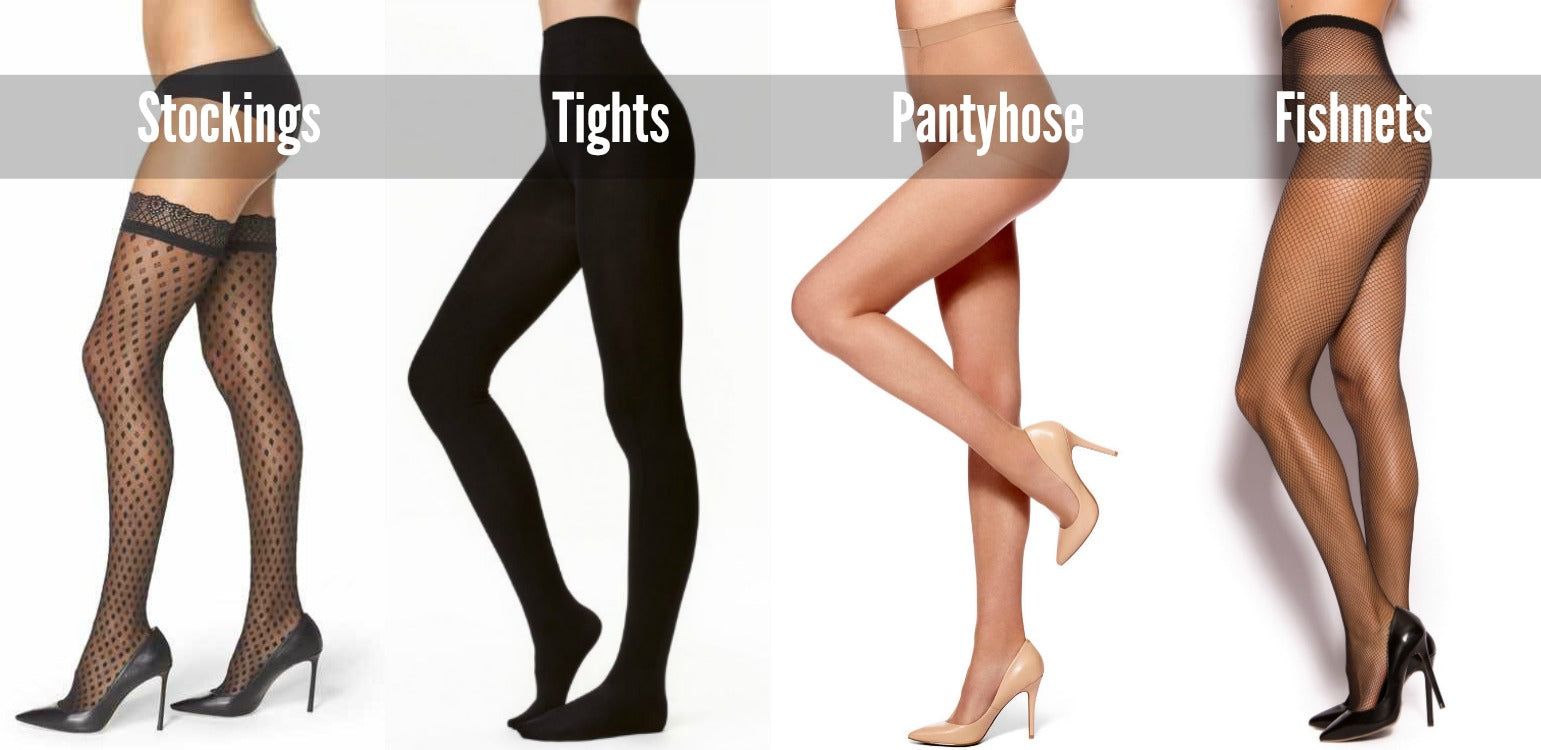Guide To Women's Sexy Pantyhose