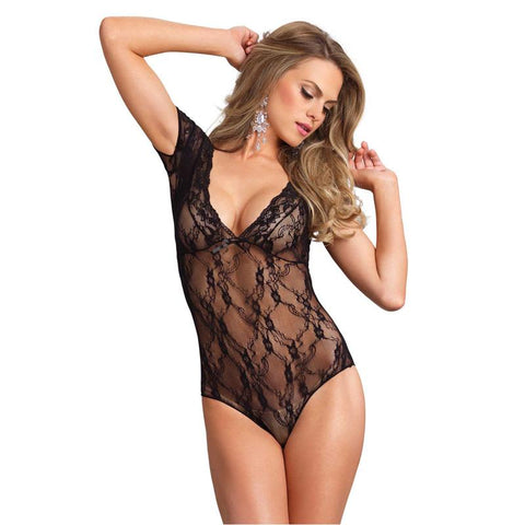 Guide to Black Lingerie