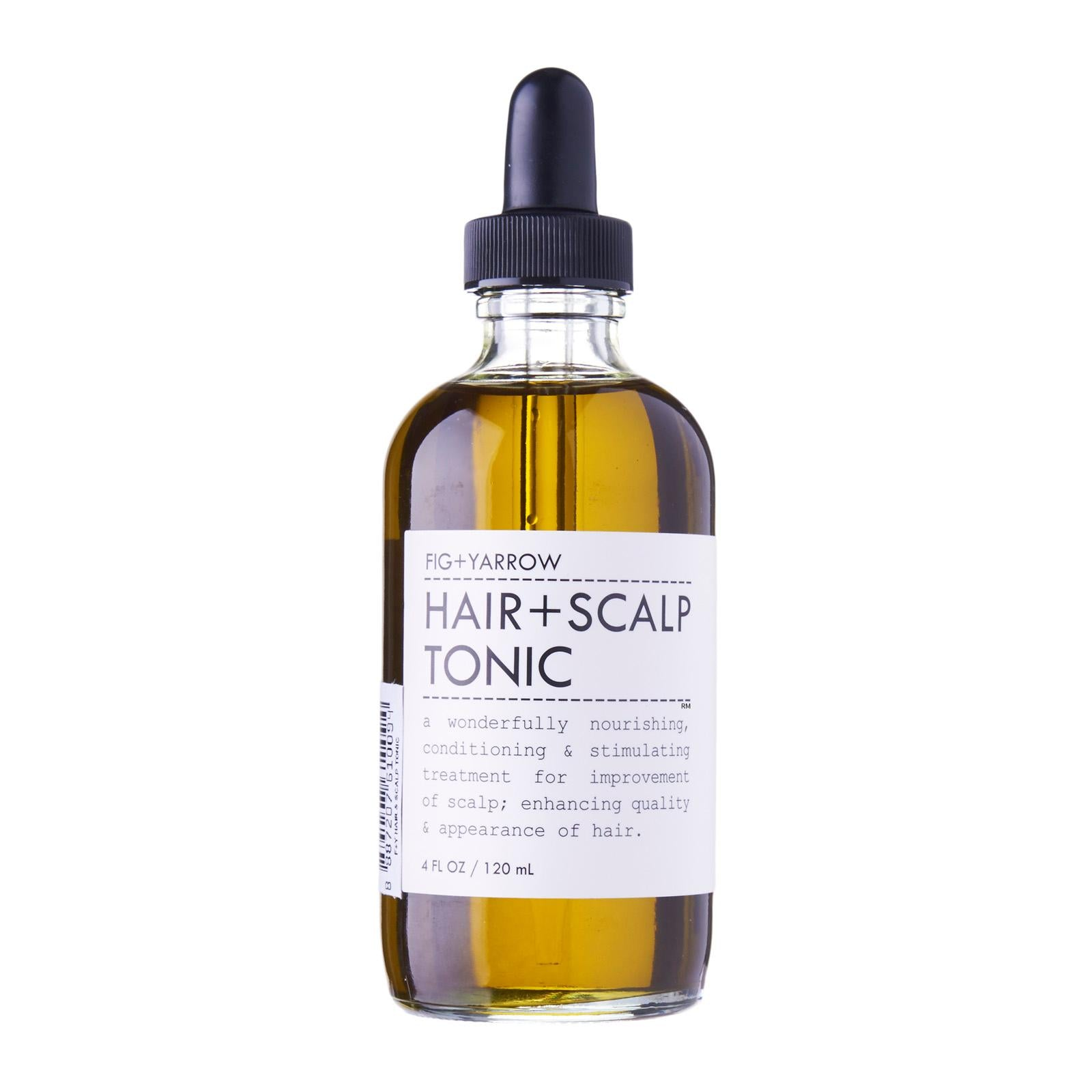 Hair Fig+Yarrow Hair+Scalp Tonic