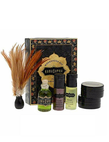 Kama Sutra Travel Size Kit for Lovers