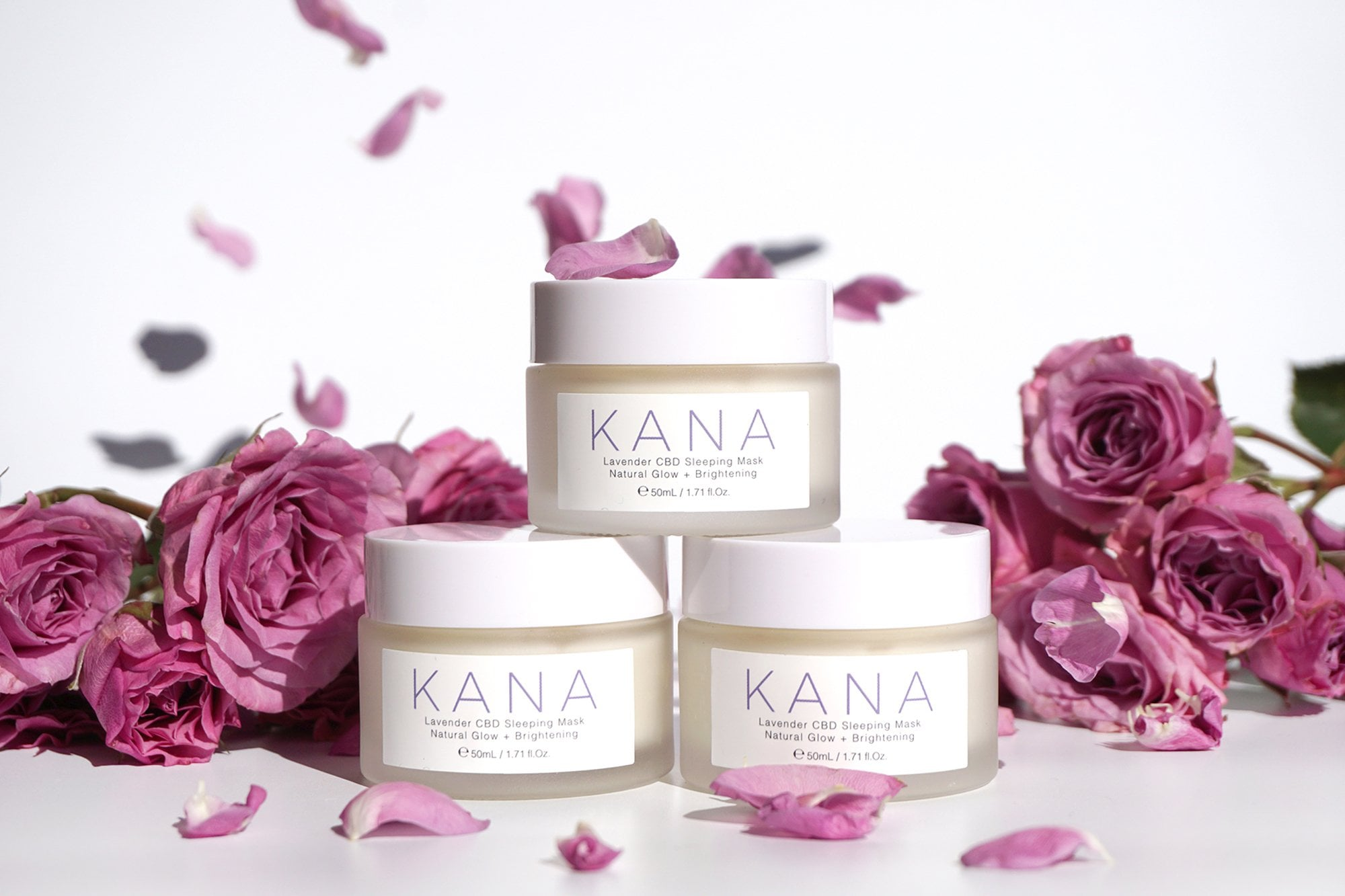 Kana's Lavender CBD Sleeping Mask