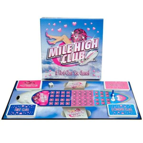 Mile High Club Erotic 2-Player Adult Board Game